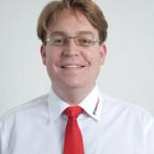 Bild eines Moderators