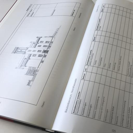 Bild von Untersuchung und Dokumentation von Bauschäden